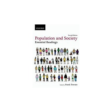 Population and Society: Essential Readings, Used Book (9780195439786)