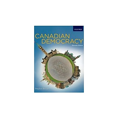 Canadian Democracy, New Book (9780195441550)