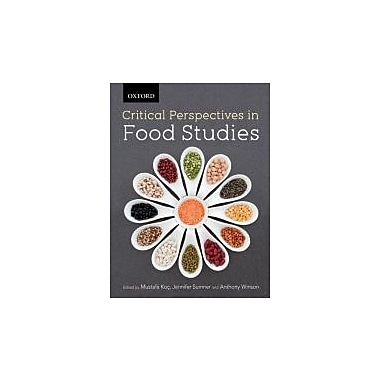 Critical Perspectives in Food Studies, Used Book (9780195446418)