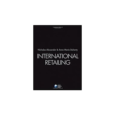 International Retailing, New Book (9780199212828)
