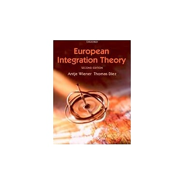 European Integration Theory, New Book (9780199226092)