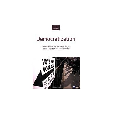 Democratization, New Book (9780199233021)