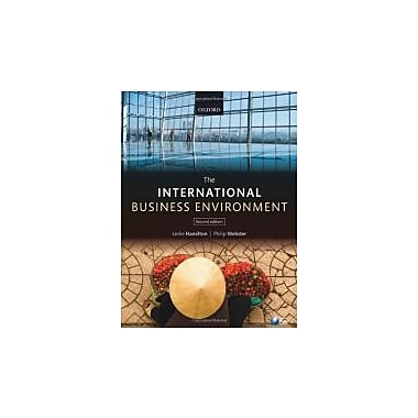 The International Business Environment, New Book (9780199596829)