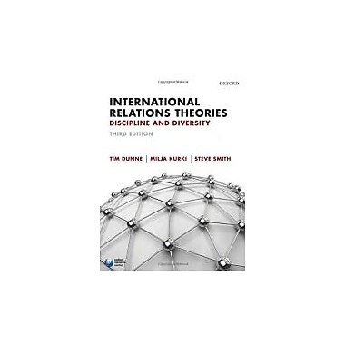 International Relations Theories, Used Book (9780199696017)