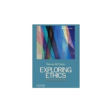 Exploring Ethics: An Introductory Anthology, New Book, (199946582)
