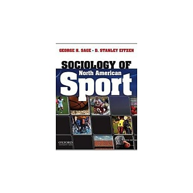 Sociology of North American Sport, Used Book (9780199950836)