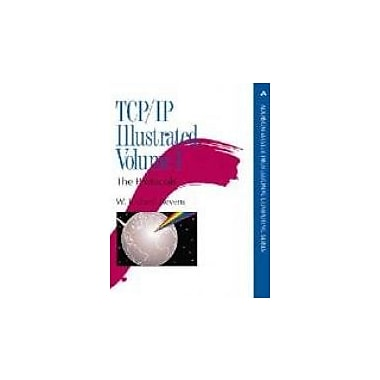 TCP/IP Illustrated, Vol. 1: The Protocols (Addison-Wesley Professional Computing Series), Used Book (9780201633467)