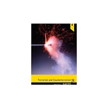 Terrorism and Counterterrorism (4th Edition), New Book (9780205005802)
