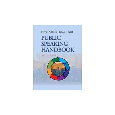 Public Speaking Handbook (4th Edition), New Book (9780205029402)