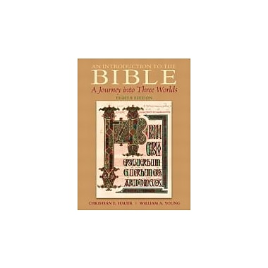 Introduction to the Bible (8th Edition), New Book (9780205051656)