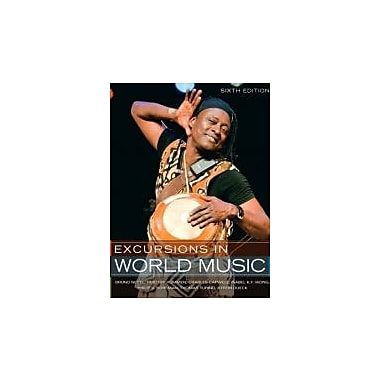 Excursions in World Music Plus MyMusicLab with eText -- Access Card Package (6th Edition), New Book (9780205234714)