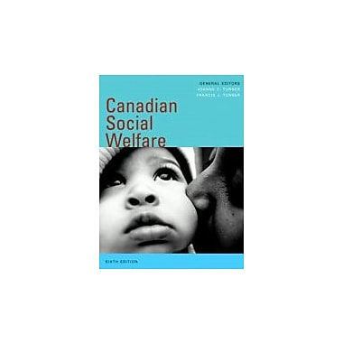 Canadian Social Welfare, Sixth Edition (6th Edition), Used Book (9780205536658)