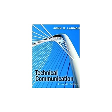 Technical Communication (11th Edition), New Book (9780205559572)