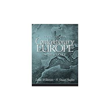 Contemporary Europe: A History- (Value Pack w/MySearchLab) (10th Edition), New Book (9780205678884)