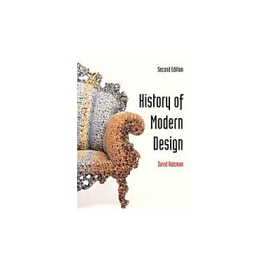 History of Modern Design (2nd Edition), Used Book (9780205728503)