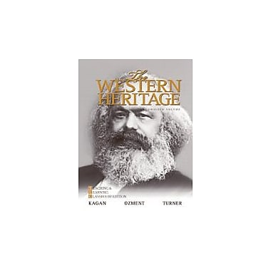 The Western Heritage: Teaching and Learning Classroom Edition, Combined Volume (6th Edition), New Book (9780205728916)