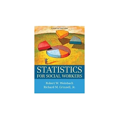 Statistics for Social Workers, 8th Edition, Used Book (9780205739875)
