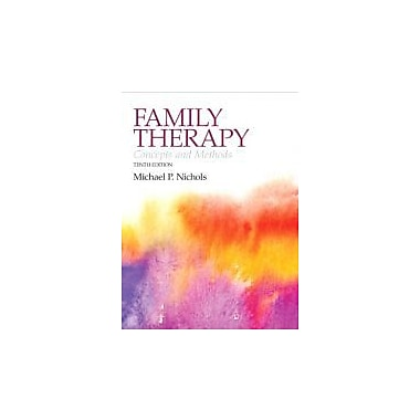 Family Therapy: Concepts and Methods (10th Edition), New Book (9780205827190)