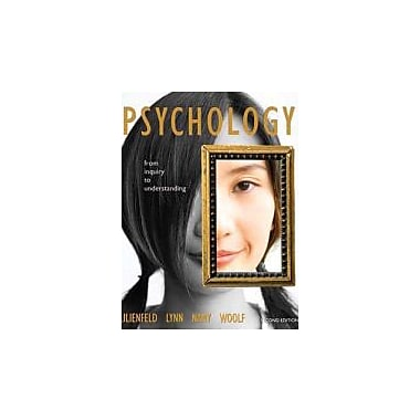 Psychology: From Inquiry to Understanding (2nd Edition), Used Book (9780205832064)