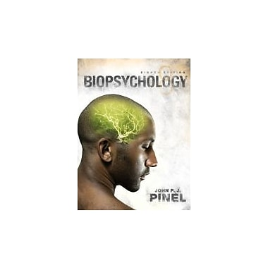 Biopsychology (8th Edition), New Book (9780205832569)