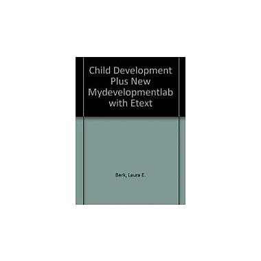 Child Development Plus NEW MyDevelopmentLab with eText (9th Edition), New Book (9780205909414)