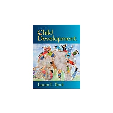 Child Development Plus NEW MyDevelopmentLab with eText -- Access Card Package (9th Edition), Used Book (9780205950874)