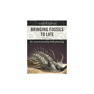 Bringing Fossils to Life: An Introduction to Paleobiology, New Book (9780231158930)