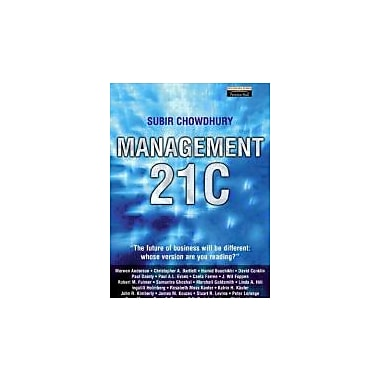 Management 21C, Used Book (9780273639633)