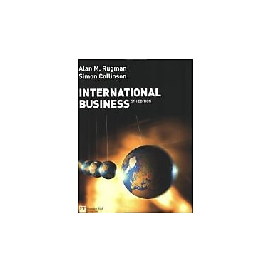 International Business (5th Edition), New Book (9780273716549)