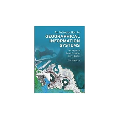 An Introduction to Geographical Information Systems (4th Edition), Used Book (9780273722595)
