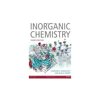 Inorganic Chemistry (4th Edition), New Book (9780273742753)