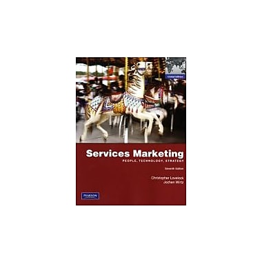 Services Marketing, New Book (9780273756064)