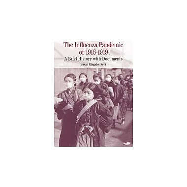 The Influenza Pandemic of 1918-1919 (Bedford Cultural Editions), Used Book (9780312677084)