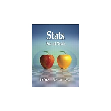Stats: Data and Models, Used Book (9780321200549)
