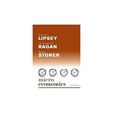 Microeconomics (13th Edition), New Book (9780321369253)