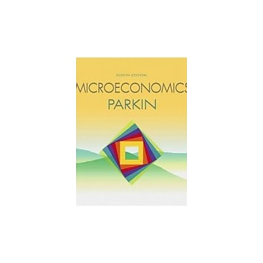 Microeconomics (8th Edition), Used Book (9780321416612)