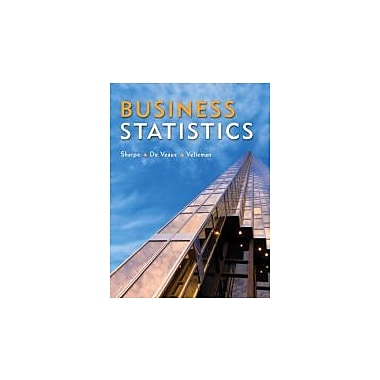 Business Statistics, New Book (9780321426598)