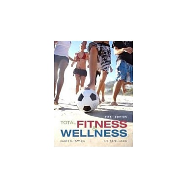 Total Fitness and Wellness (5th Edition), Used Book (9780321523013)