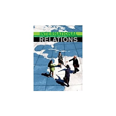 International Relations, Second Canadian Edition, with Research Navigator 2009 (2nd Edition), Used Book (9780321662651)