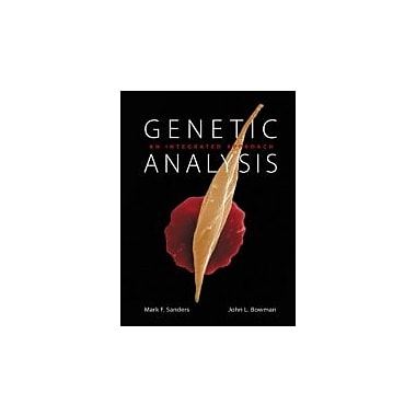 Genetic Analysis: An Integrated Approach, Used Book (9780321732507)