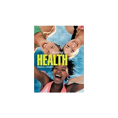Access to Health (12th Edition), Used Book (9780321699084)