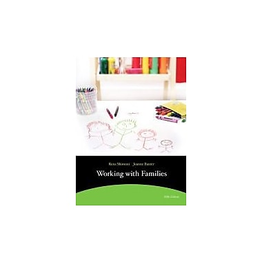 Working with Families (5th Edition), New Book (9780321701473)