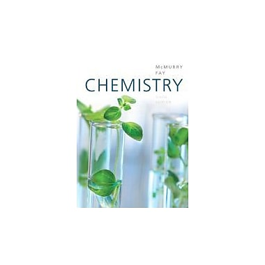 Chemistry (6th Edition), Used Book (9780321704955)