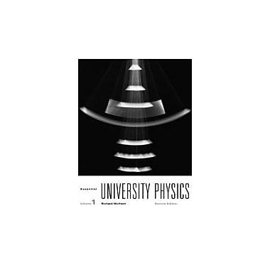 Essential University Physics: Volume 1 (2nd Edition), Used Book (9780321706690)