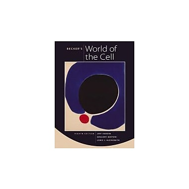 Becker's World of the Cell (8th Edition), New Book (9780321716026)