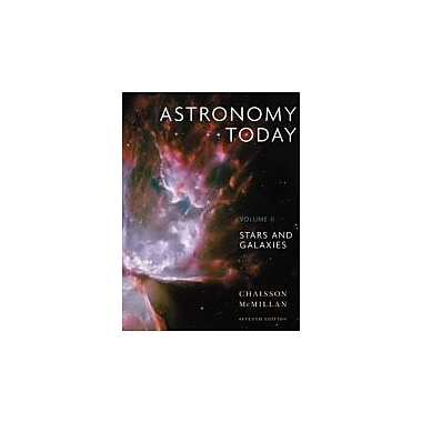 Astronomy Today Volume 2: Stars and Galaxies (7th Edition), New Book (9780321718631)