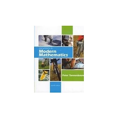 Excursions in Modern Mathematics Plus MyMathLab/MyStatLab Student Access Code Card (7th Edition), New Book (9780321744562)