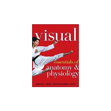 Visual Essentials of Anatomy & Physiology Plus MasteringA&P with eText -- Access Card Package, Used Book (9780321774460)