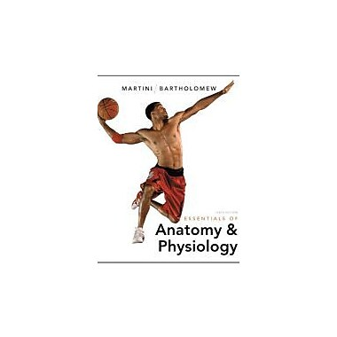 Essentials of Anatomy & Physiology, New Book (9780321787453)