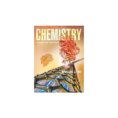 Chemistry: A Molecular Approach (3rd Edition), Used Book (9780321809247)